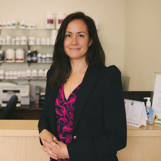 Dr Rosalyn Hayman Naturopath in Halifax NS